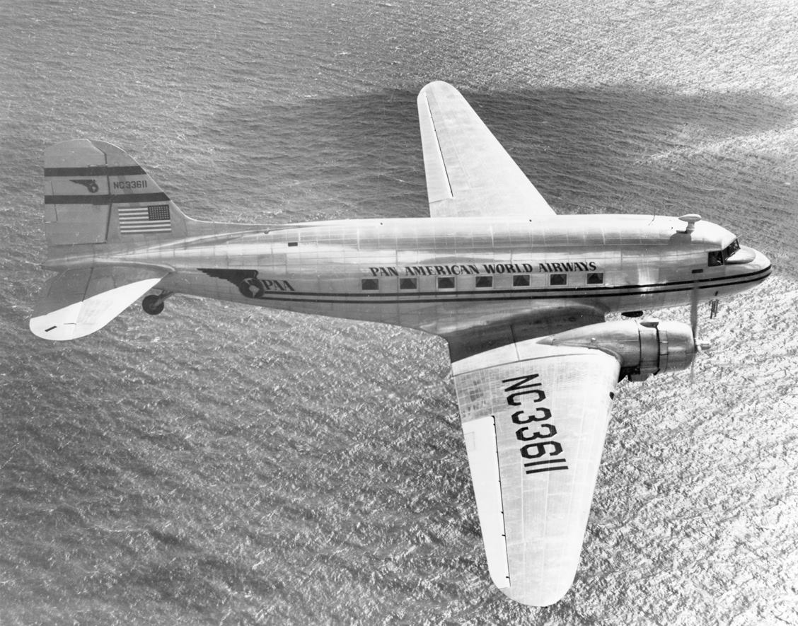 DC-3s cruised anywhere from 150 to 207 miles per hour and were vulnerable to downdrafts, which were frequent between Miami and Cuba.