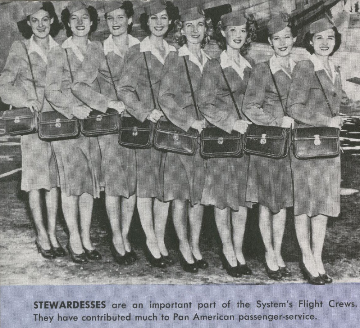 Doris is seen here, fourth from the left, with her fellow classmates of April 1944