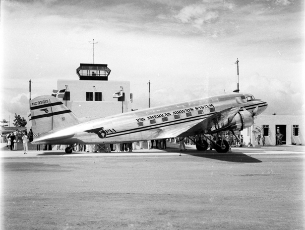 General Andrews Airport, Trujillo City 1944 600px