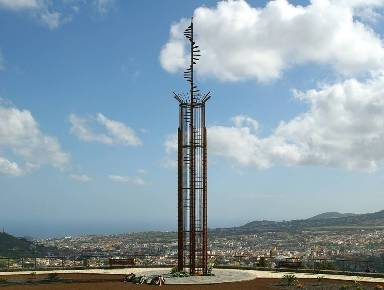 Tenerife-Disaster-Monument