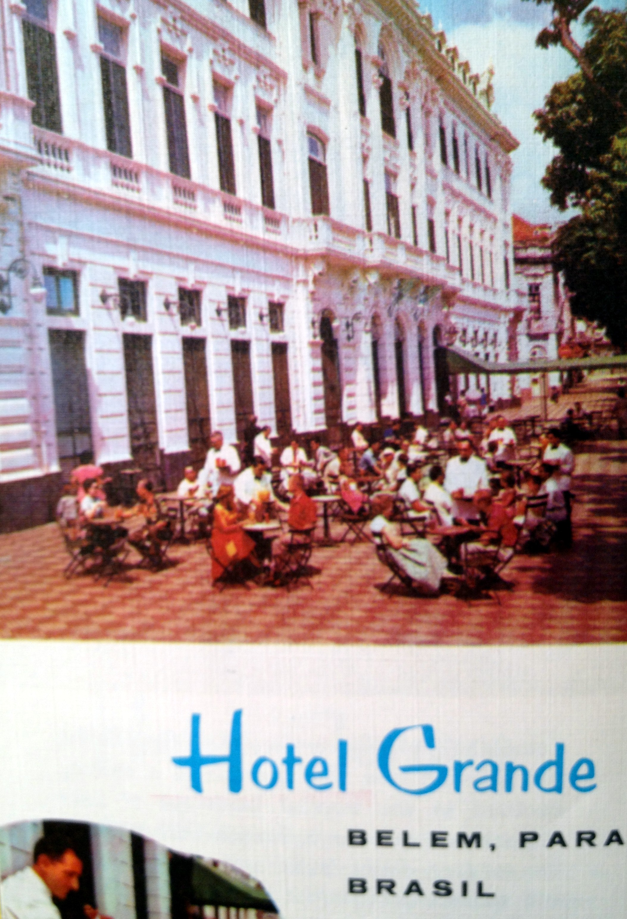 Hotel Grande InterContinental, Belem, Brazil. Photo reprinted with permission of the Neal Prince Trust.