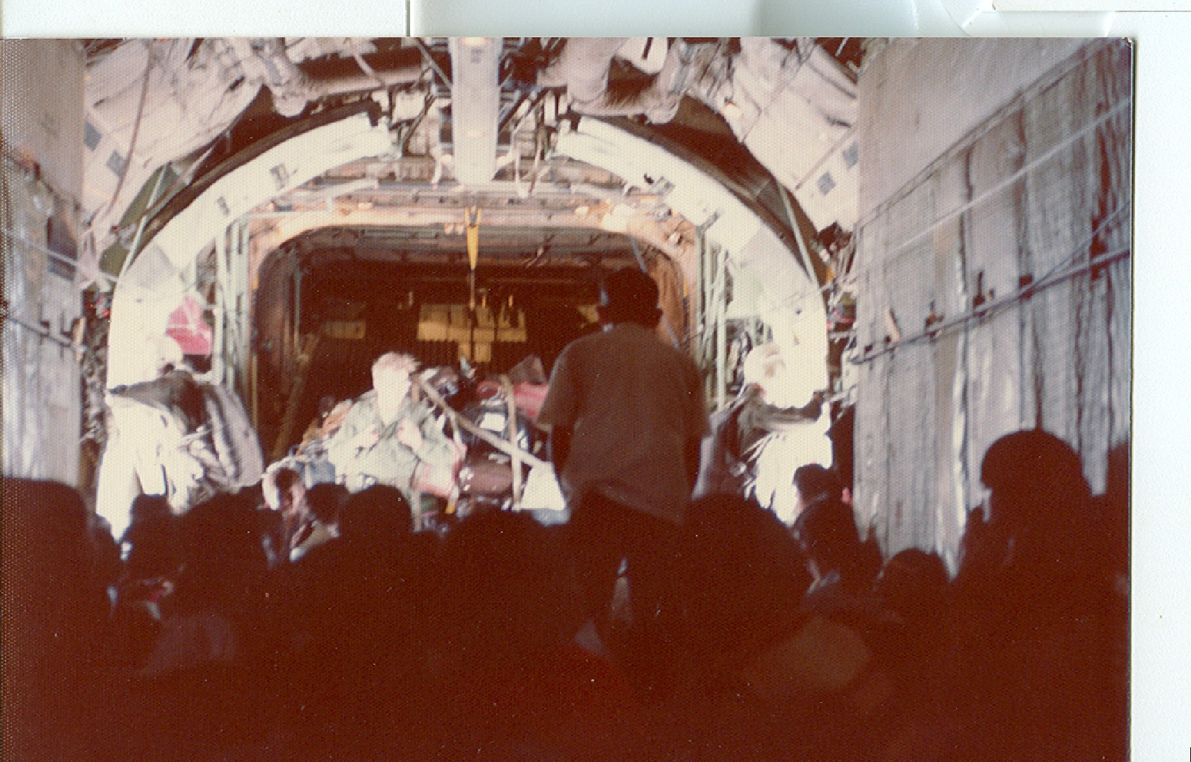 On C-130 climbing out leaving Saigon behind copy