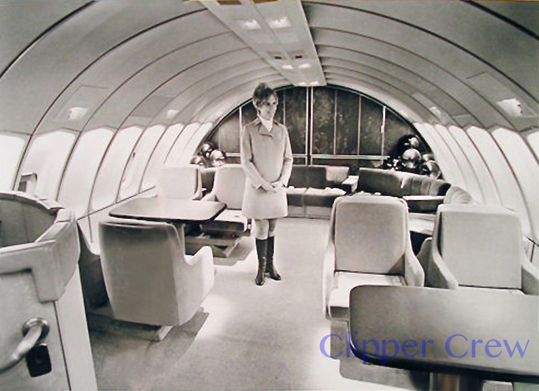 Unfortunately, the upper-deck lounges did not last long. Beginning with the OPEC Oil Embargo of 1974, it simply became too expensive for the airlines to maintain lounges in their 747s, and the lounges were quietly converted into additional seats, so that each plane could hold more fare-paying passengers.