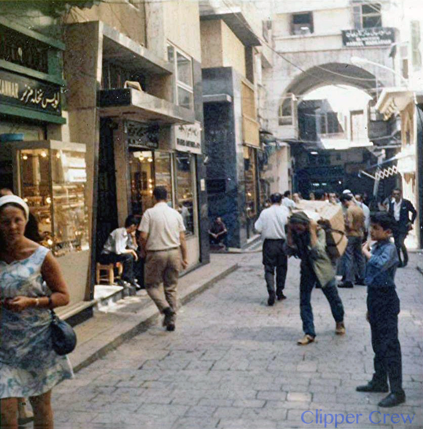 The Gold Souk in Beirut Lebanon. (Photo courtesy of Jocelyne Harding)